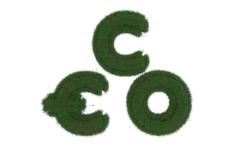 Eco-ruohosymboli